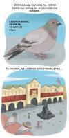 Krakowskie golebie by Lady-Ignea