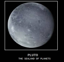 Pluto motivational poster by The24thDoctor