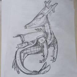 Type-6 Hippocampus by MerkavaDragunov