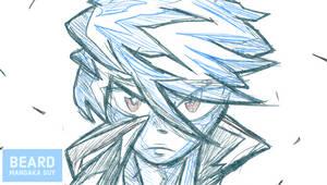 Bob Chicross Sketch by beard-mangaka-guy