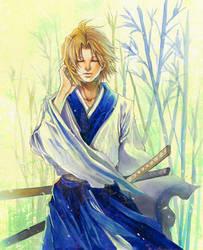 Akira : Listen The Wind by Ecthelian
