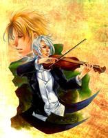 Ma Symphonie by Ecthelian