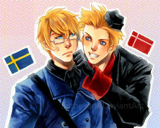 APH_Gimme A Smile by Ecthelian