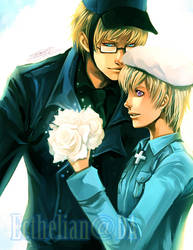 APH_White Rose by Ecthelian