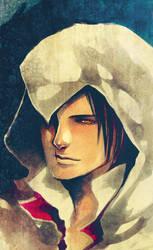 Ezio by Ecthelian