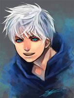 Jack Frost by Ecthelian
