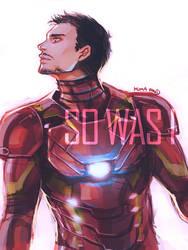 Tony : So Was I by Ecthelian