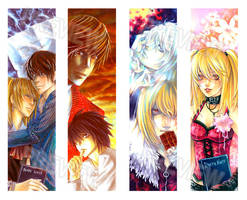 DN_Bookmarks 03 by Ecthelian