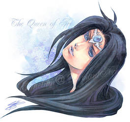 IRL_Queen of Ice by Ecthelian