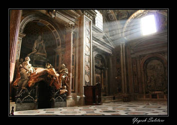 St. Peter's Cathedral by ysaletore