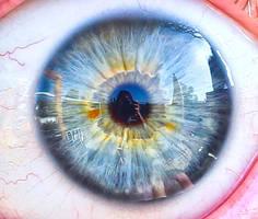 My Eye by Danwarner