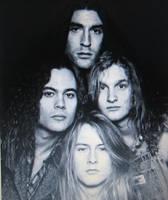 Alice in Chains by ESPIOARTWORK-102