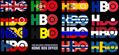 Europe Flag Tiles Of HBO Logo by ESPIOARTWORK-102