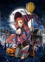 witchcraft by yaminolady
