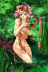 flowery by yaminolady