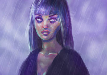 Neon Storm by pinkastr