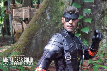 Snake is back in 5 - Ground Zero! by lokesc