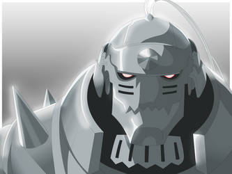 Alphonse Elric by Ironcid