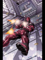 Deadpool by Ironcid