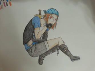 Petra Wither Sick by Darkrai4813