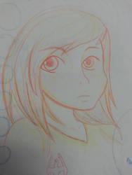 Colored Pencil Doodle by Darkrai4813