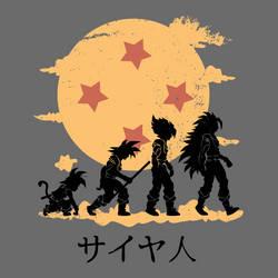 I Grew up Looking for the Dragon Ball by ArashiYuka