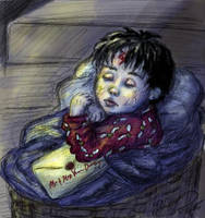 Baby Harry by VanishingShmink