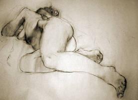 Figure drawing : Feb 12ish by megalaros