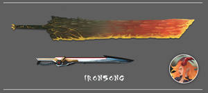 Ironsong by woldyboldy