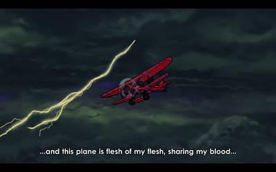 ~Flesh of my flesh, sharing my Blood...~ by Lucario-Stl