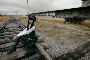 Roads - Military Lolita by MaySakaali