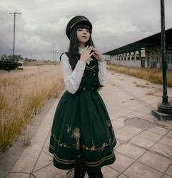 Some plans - Military Lolita by MaySakaali
