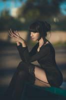 Lady Noir by MaySakaali