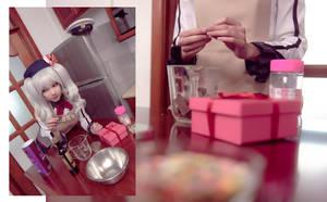 Valentine's Day Kashima / KanColle by MaySakaali