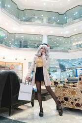 Mitsukoshi Kashima / KanColle Cosplay by MaySakaali