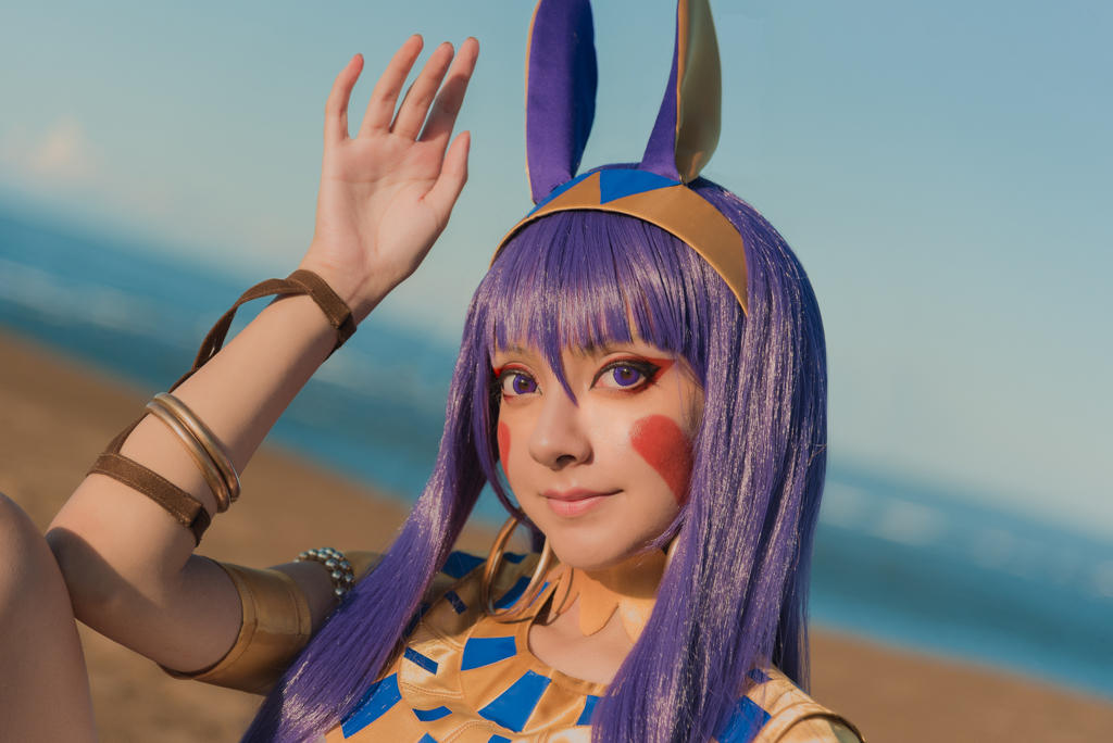 Nitocris Fate Grand Order Cosplay By Maysakaali On Deviantart