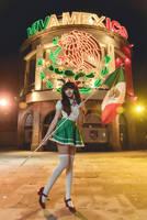 Viva Mexico by MaySakaali