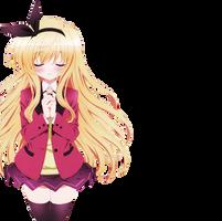Anime Render Linny by xVirtualSmile