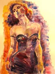 Femme Colorato by Teraskasine
