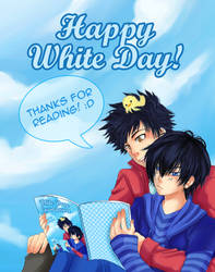 KHR: White Day Countdown End by dayea