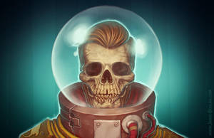 Astronaut by sacking-jimmy
