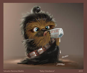 1hr Baby Chewbacca for CS by ReevolveR