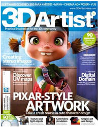 3D ARTIST issue 18 by ReevolveR