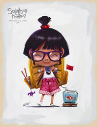Chibi-Chinismo-Hipsteriano by ReevolveR