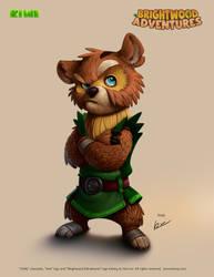 Wally Bear by ReevolveR