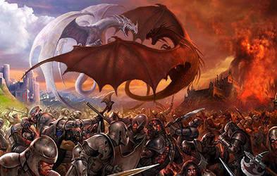 Battle by Bulmers