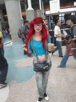 Hipster Ariel by Sowneuh