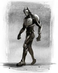 cyborg concept for my novel. by jjeeaann