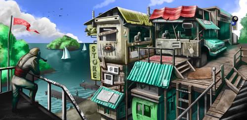 Jjeeaann-shore-slum03 by jjeeaann