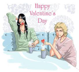 Valentine's Day by Tenzen-chan